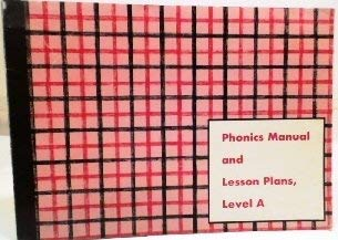 9780878951390: Phonics Manual and Lession Plans to Accompany First Fun in Phonics and The MCP Phonics Workbook, Level A