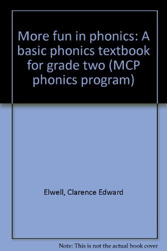 9780878952069: More Fun in Phonics : A Basic Phonics Textbook for Grade Two (MCP phonics program)