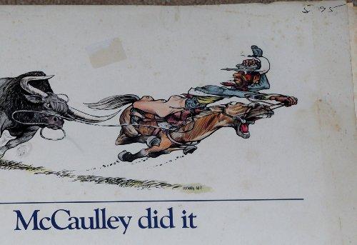 McCaulley did it: McCaulley, Bud
