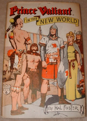 9780878970063: Prince Valiant in the New World