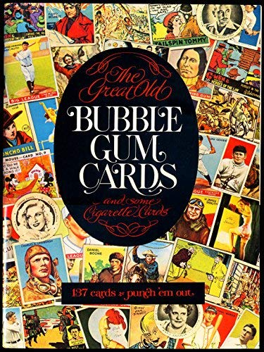 9780878970339: Great Old Bubblegum Cards