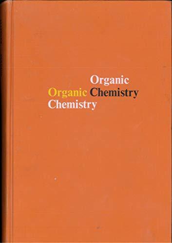 9780879010157: ORGANIC CHEMISTRY.