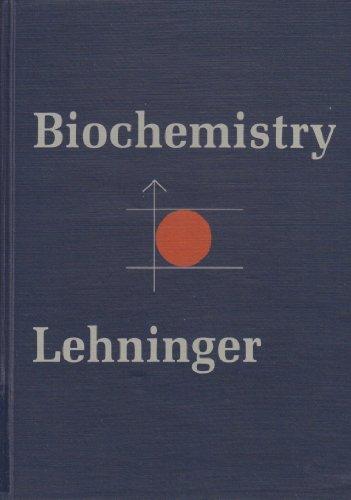 lehninger principles of biochemistry free pdf