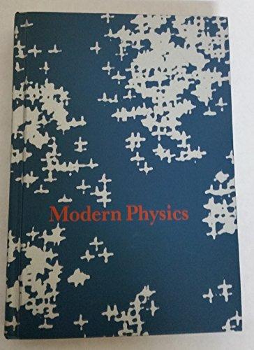 9780879010881: Modern Physics