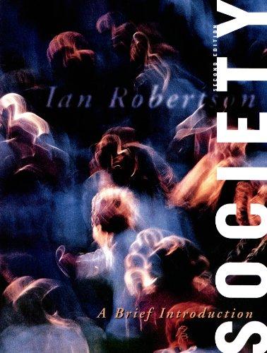 Sociology: Robertson, Ian