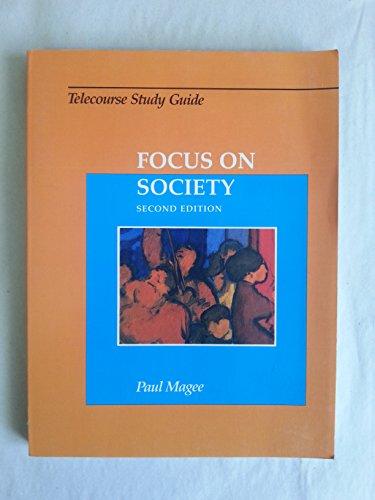 9780879013752: Focus on Society 2e (Tv Sg): Subj