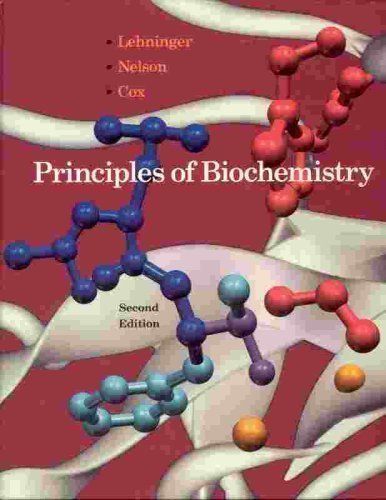 9780879015008: Principles of Biochemistry