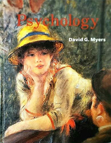 9780879015060: Psychology