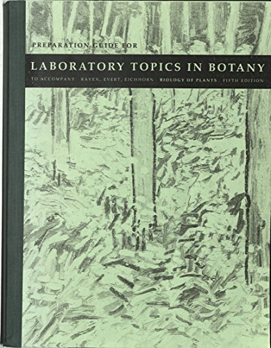 9780879015220: Biology of Plants: Prep Guide