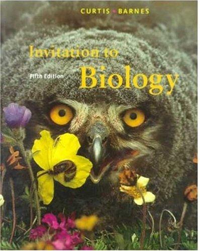 9780879016791: Invitation to Biology