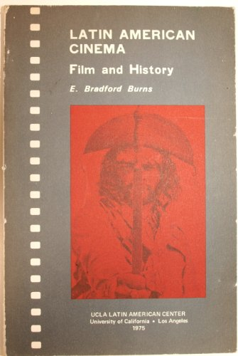 9780879030261: Latin American cinema: Film and history (UCLA Latin American studies)