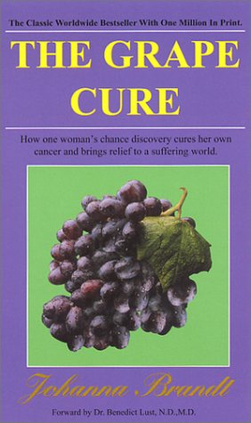 9780879040024: Grape Cure