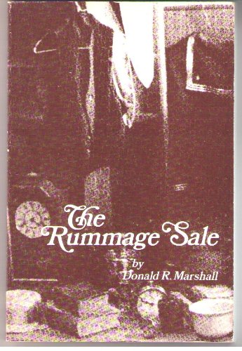 9780879050412: The rummage sale: Collections and recollections