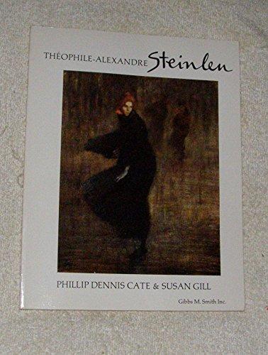 9780879051297: Theophile-Alexandre Steinlen