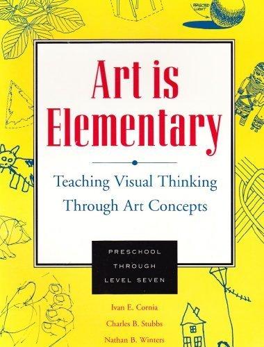 9780879051389: Art Is Elementary: Teaching Visual Thinking Through Art Concepts