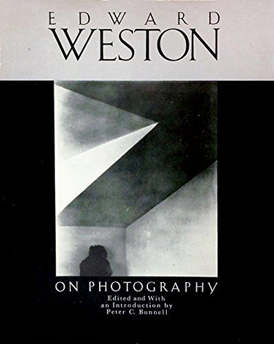 9780879051471: Edward Weston on photography