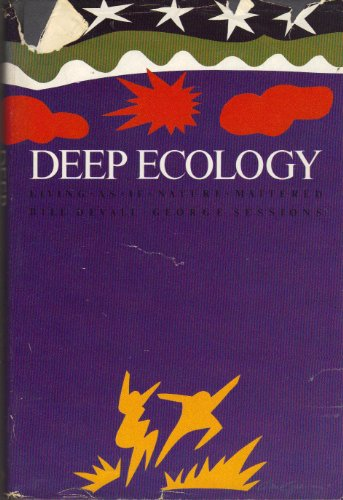 9780879051587: Deep Ecology: Living as if Nature Mattered