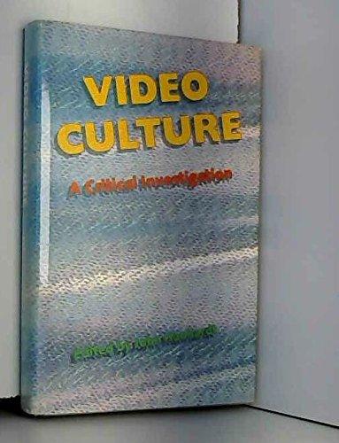9780879052225: Video culture: A critical investigation