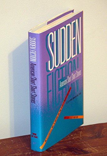 Sudden fiction: American short-short stories: Shapard, Robert