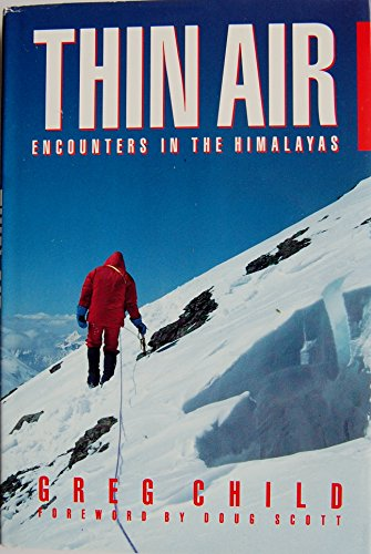 9780879053185: Thin Air: Encounters in the Himalayas