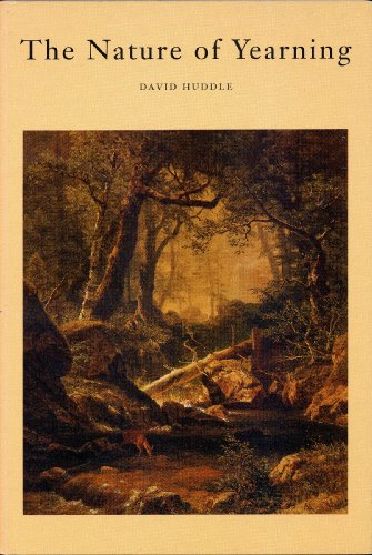 9780879054595: The Nature of Yearning: Poems (Peregrine Smith Poetry Series)