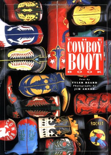 9780879054717: The Cowboy Boot Book