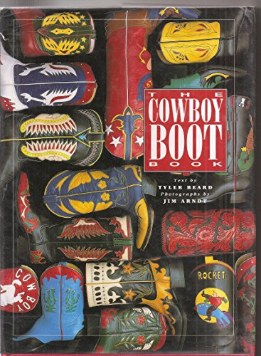9780879054847: The Cowboy Boot Book