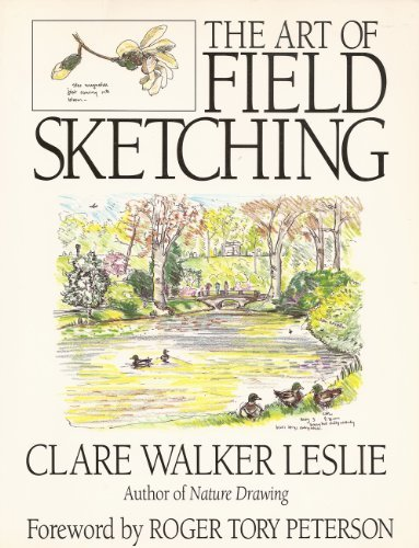 9780879055554: The Art of Field Sketching