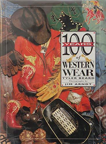 9780879055813: 100 Years of Western Wear