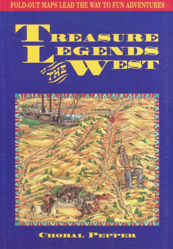 9780879056117: Treasure Legends of the West