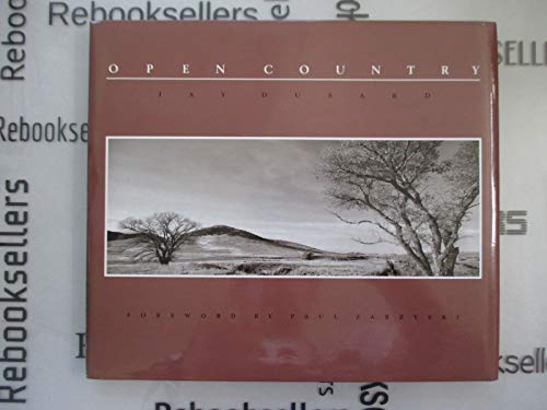 9780879056124: Open Country: Text and Photographs