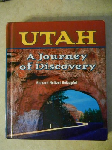9780879057121: Utah, A Journey of Discovery