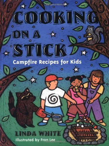 9780879057275: Cooking On A Stick: Campfire Recipes for Kids (Gibbs Smith Jr. Activity)