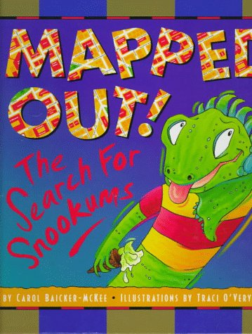 9780879057886: Mapped Out!: The Search for Snookums