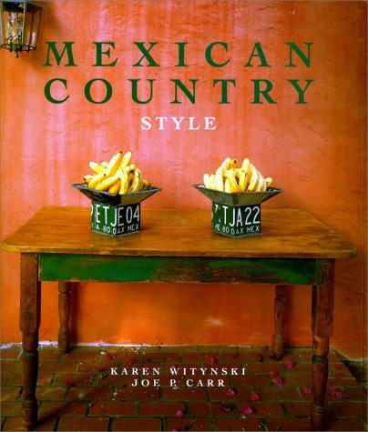 9780879058142: Mexican Country Style