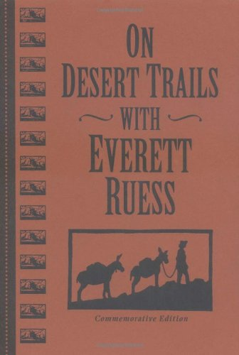 9780879058258: On Desert Trails With Everett Ruess