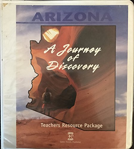 9780879058685: Arizona, A Journey of Discovery Teacher's Resource Package