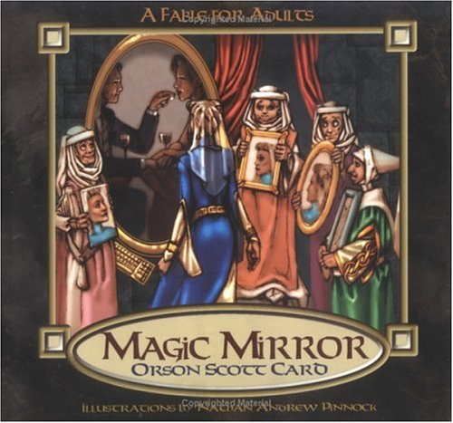 Magic Mirror: Card, Orson Scott