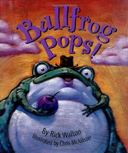 9780879059033: Bullfrog Pops!