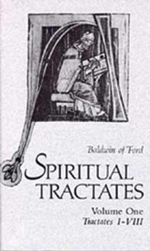 9780879070953: Baldwin of Forde: Spiritual Tractates, Volumes One and Two. (Cistercian Fathers)