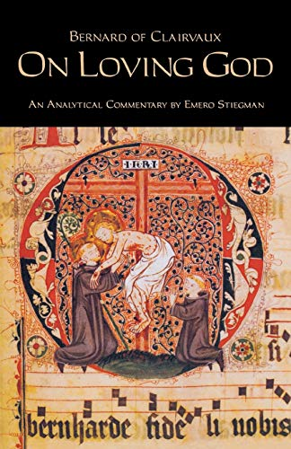 9780879071141: On Loving God (Cistercian Fathers)