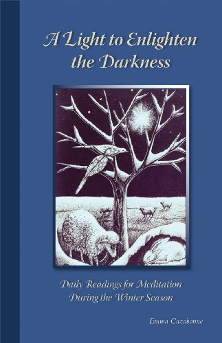 9780879072278: A Light To Enlighten The Darkness: Daily Readings for Meditation during the Winter Season (Cistercian Studies)