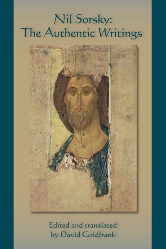 9780879073213: Nil Sorsky: The Authentic Writings (Cistercian Studies series)