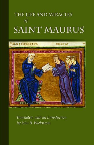 9780879073237: The Life and Miracles of Saint Maurus