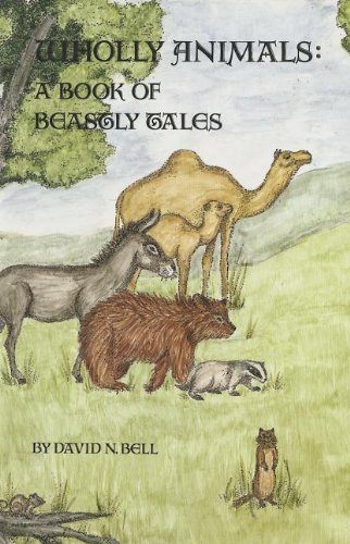 9780879073282: Wholly Animals: A Book of Beastly Tales