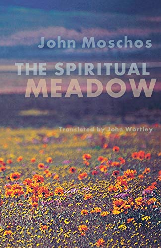 9780879075392: The Spiritual Meadow: By John Moschos (Cistercian Studies)