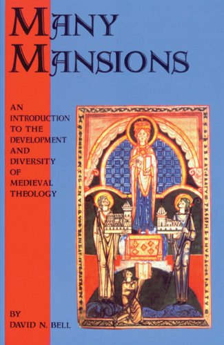 9780879075460: Many Mansions: An Introduction to the Development and Diversity of Medieval Theology (Cistercian Studies)