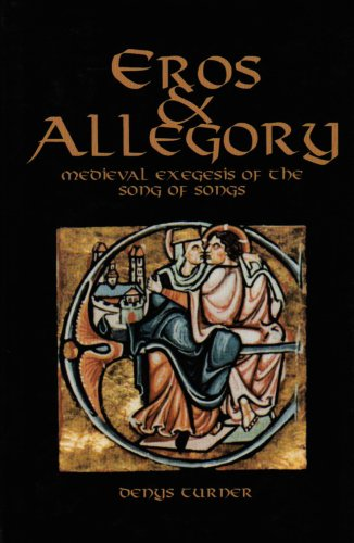 """9780879077563: Eros and Allegory: Medieval Exegesis of the """"Song of Songs"""" (Cistercian Studies Series)"""