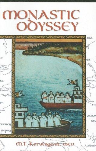 A Monastic Odyssey (Cistercian Studies Series Number: Kervingant, Maria De