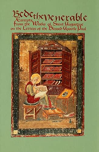 Bede: On Augustine on Paul: Venerable Bede (Cistercian Studies): David Hurst